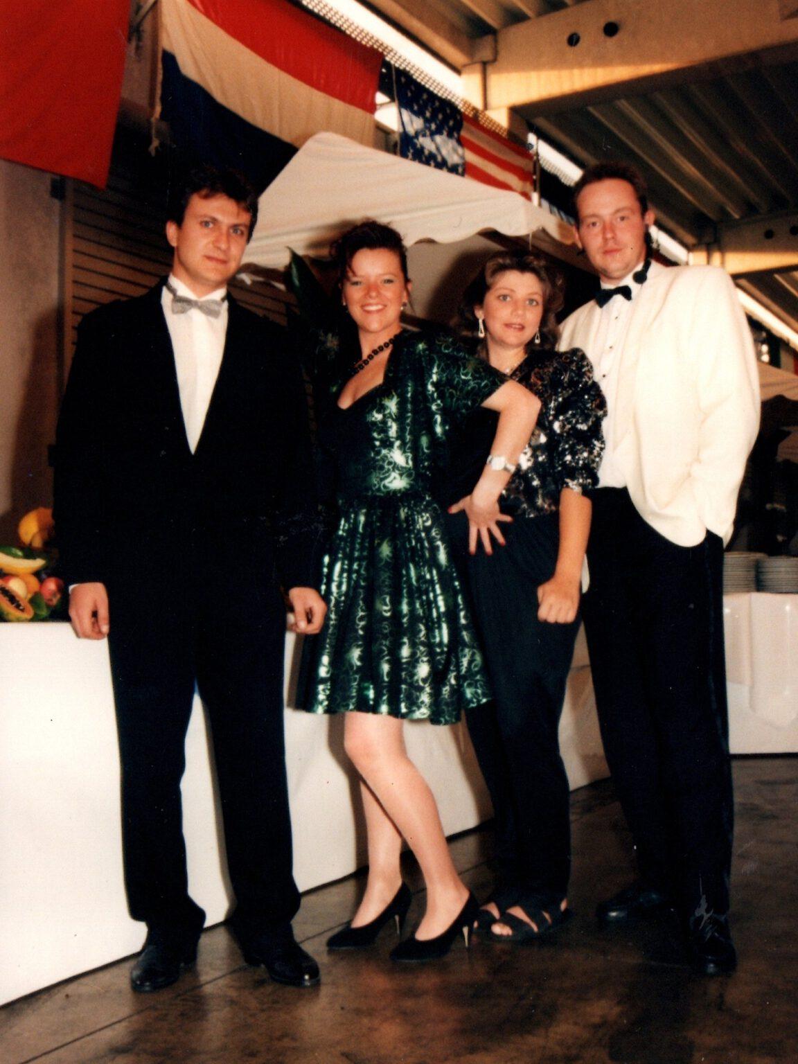 1995-05-01: Hamburg Tanz in den Mai - UNTOUCHABLES